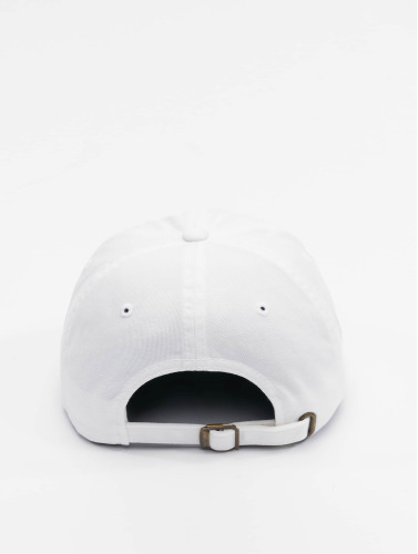 Flexfit Snapback Cap Low Profile Destroyed in weiß