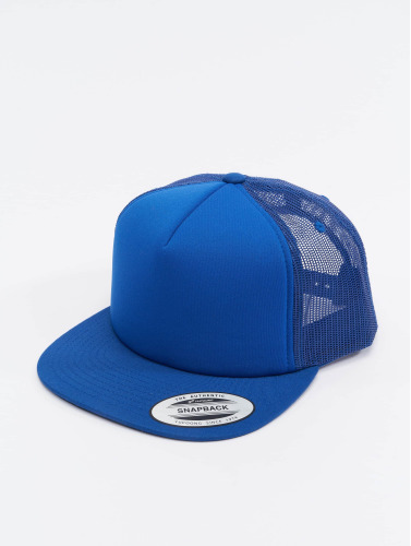 Flexfit Trucker Cap Foam in blau