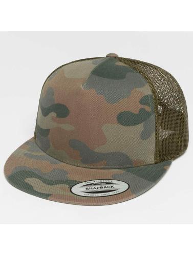 Flexfit Trucker Cap Classic in camouflage