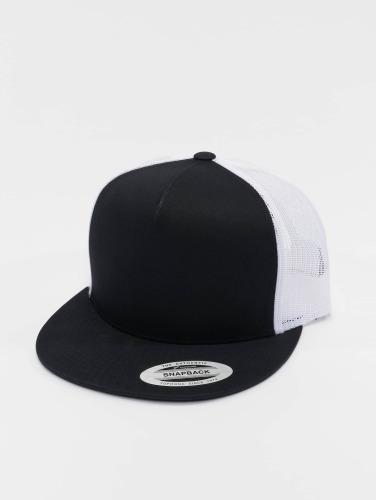 Flexfit Trucker Cap Classic 2 Tone in schwarz