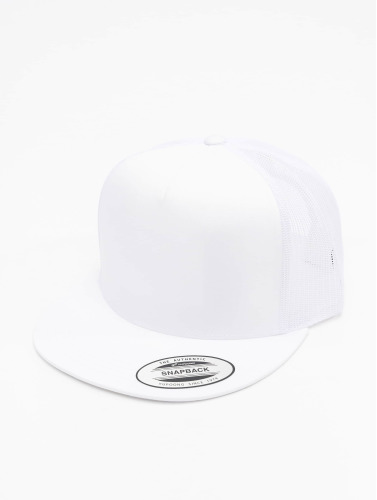 Flexfit Trucker Cap Classic in weiß