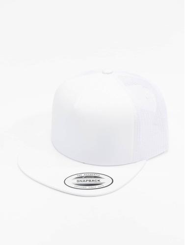 Flexfit Trucker Cap Foam in weiß