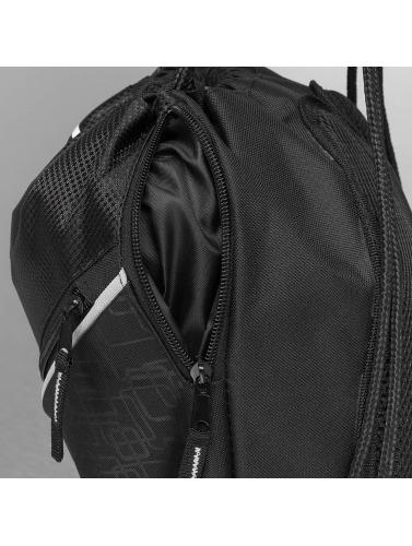 Forever Collectibles Beutel NFL Diagonal Zip Drawstring Oakland Raiders in schwarz