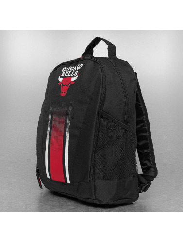 Forever Collectibles Rucksack NBA Stripe Primetime Chicago Bulls in schwarz