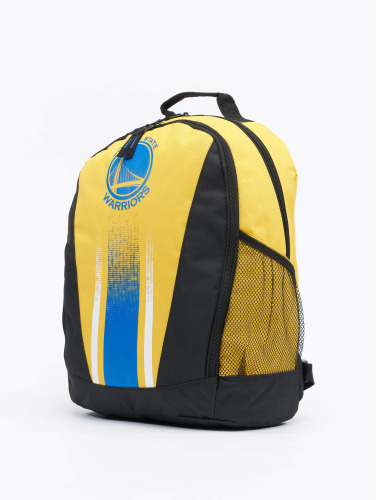 Forever Collectibles Rucksack NBA Stripe Primetime GS Warriors in schwarz