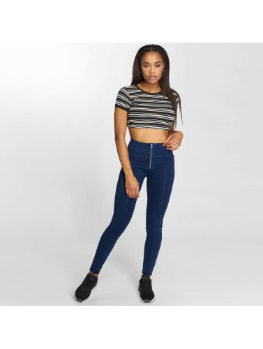 Freddy Damen High Waist Jeans Pantalone Lungo in blau