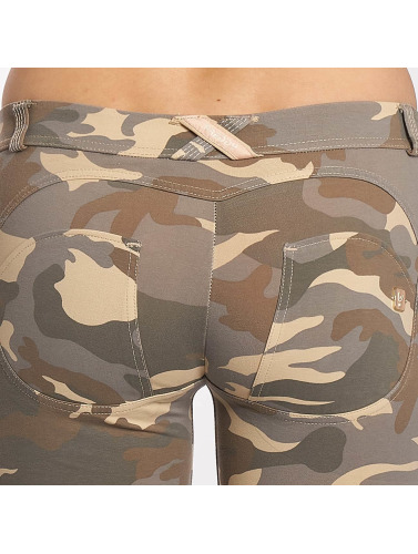 Pantalone Freddy Jeans camouflage Skinny Freddy in Lunga Damen Damen OHXI6wdnxx