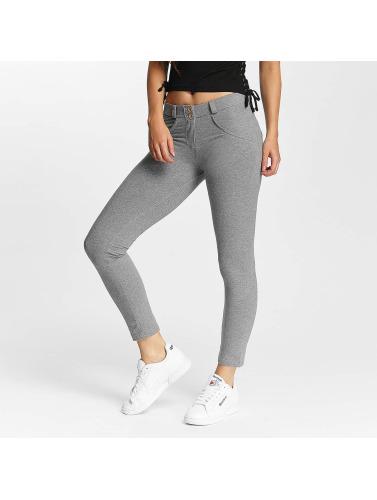 Freddy Damen Skinny Jeans 7/8 Regular in grau