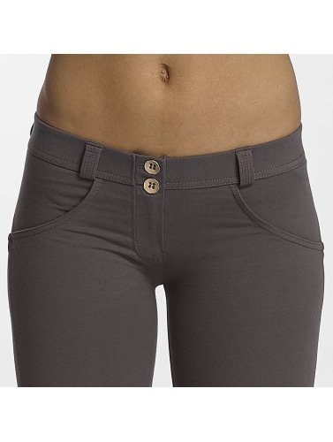 Freddy Damen Skinny Jeans Laurita in grau