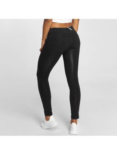Freddy Damen Skinny Jeans Laura in schwarz