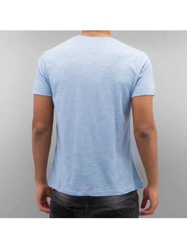 French Kick Herren T-Shirt Olibrius in blau