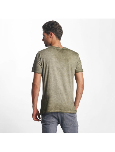 French Kick Herren T-Shirt Bavu in khaki