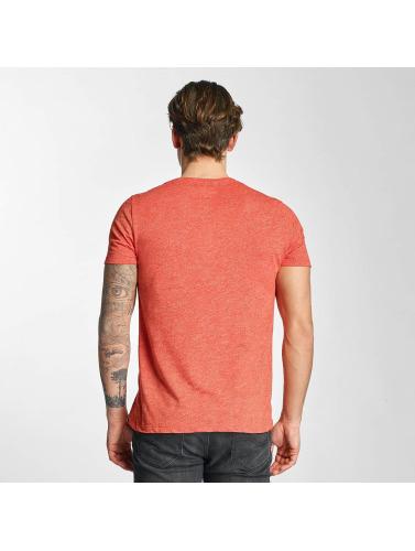 French Kick Herren T-Shirt Amphitryo in rot