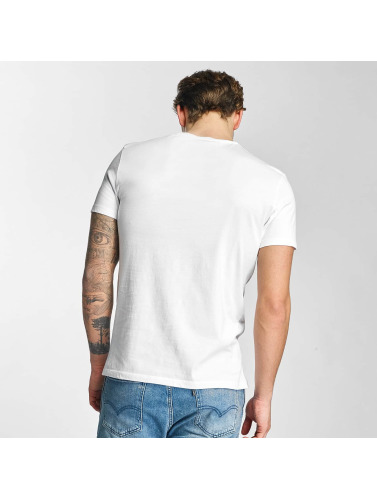 French Kick Herren T-Shirt Marly in weiß