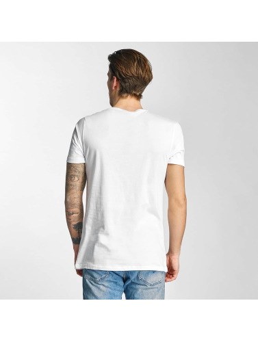French Kick Herren T-Shirt Diablesses in weiß