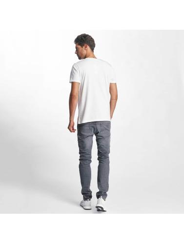 French Kick Herren T-Shirt Big B in weiß