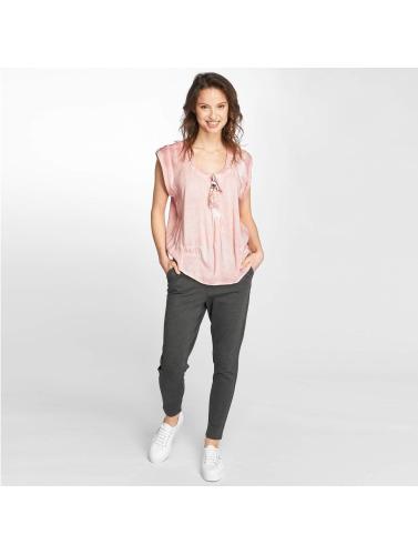 Fresh Made Damen Bluse Susi in rosa