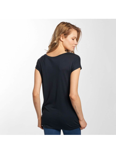 Fresh Made Mujeres Camiseta Your Show in azul