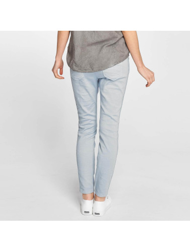 Fresh Made Damen Jogginghose Jogg in blau