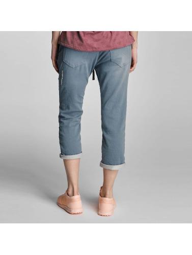 Fresh Made Damen Shorts Olena in grau