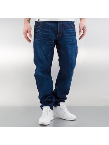 G-Star Hombres Antifit Arc 3D Itano in azul