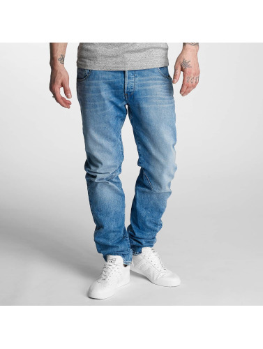G-Star Hombres Antifit Itano Stretch in azul