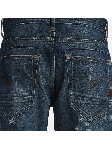 G-Star Hombres Antifit D-Staq Higa Denim Tapered in azul