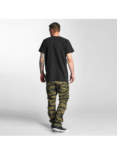 G-Star Hombres Antifit 5622 3D Tapered Lucas Canvas Woodland Camo in camuflaje