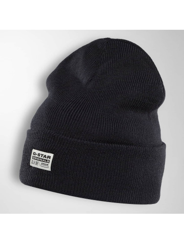G-Star Beanie Originals Effo in blau