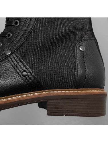 G-Star Herren Boots Labour Leather in schwarz Günstiges Shop-Angebot Billig Verkaufen Pick Eine Beste Große Überraschung Günstiger Preis 43lrE