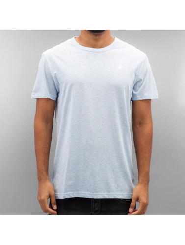 G-Star Hombres Camiseta Wyllis in azul
