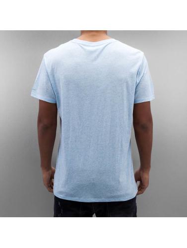 G-Star Hombres Camiseta Base 2er Pack in azul