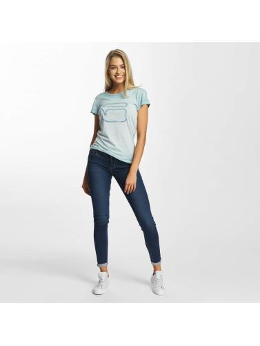 salg real klaring for salg G-stjerne Mujeres Camiseta Azul I Thilea ost utgivelsesdatoer billig salg 2015 rabatt billigste pris Omsk4