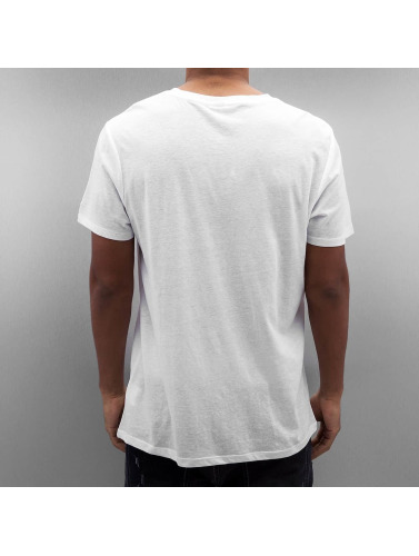 G-Star Hombres Camiseta Base 2er Pack in blanco