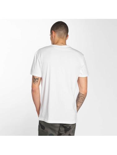 G-Star Hombres Camiseta Belfurr GR in blanco