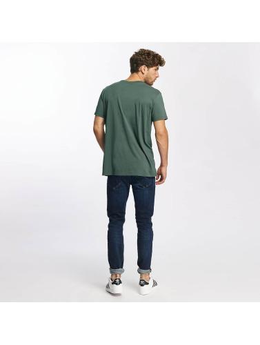 G-star Hombres Camiseta Wokro Kompakt Jersey I Gris billig nettbutikk Manchester fabrikkutsalg billige online kjøpe billig eksklusive rabatt bestselger 2014 unisex online zKXno