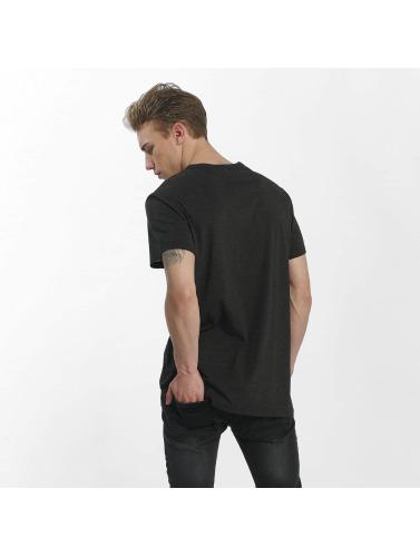 G-Star Hombres Camiseta Loaq NY Jersey in negro