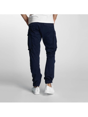 G-Star Herren Cargohose Rovic Zip 3D in blau