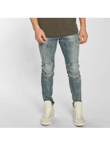 G-Star Hombres Jeans ajustado 5620 Lor Superstretch 3D Super Slim Fit in azul