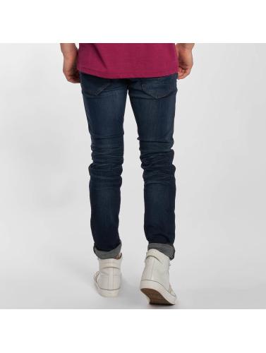 G-Star Hombres Jeans ajustado 3301 Elto in azul