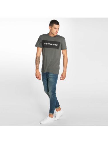 G-Star Hombres Jeans ajustado 3301 Slim in azul