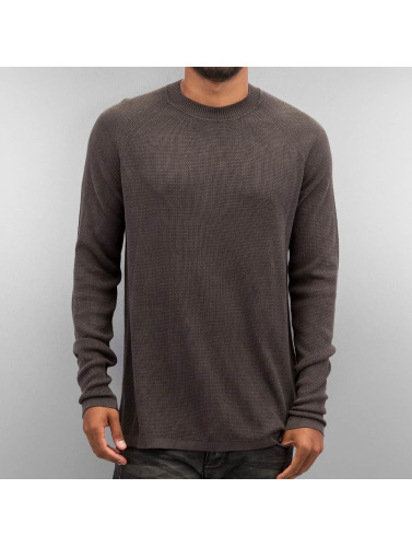 G-Star Hombres Jersey Core Straight Knit in marrón