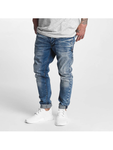 G-Star Herren Skinny Jeans D-Staq 3D Nava Superstretch in blau