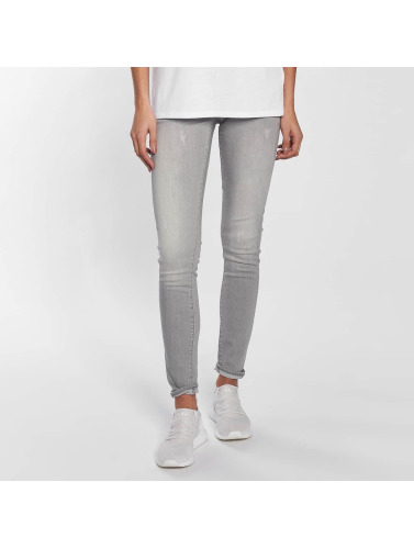 G-Star Damen Skinny Jeans Lynn Mid Tricia Superstretch in grau