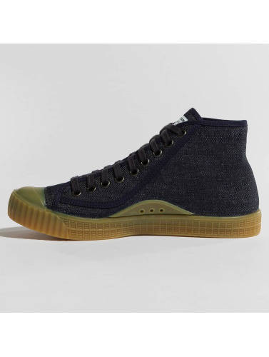 G-star Men Sneaker Rovulc Roel Mid Blue