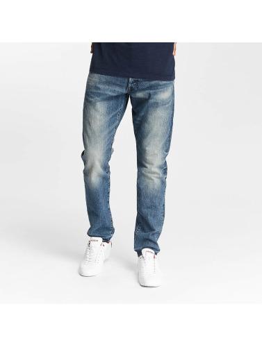 G-Star Herren Straight Fit Jeans 3301 Higa Tapered Denim in blau