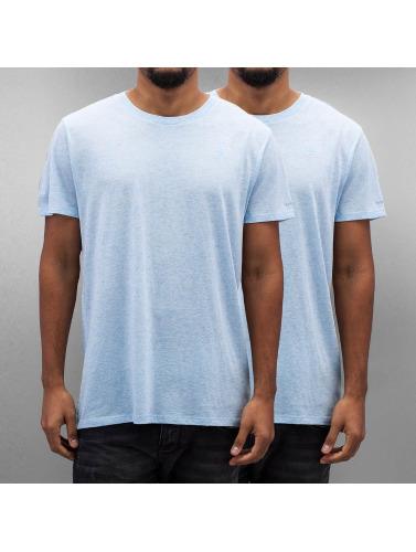 Zuverlässig Günstiger Preis G-Star Herren T-Shirt Base 2er Pack in blau Viele Arten Von Shop Selbst gxNdgp0