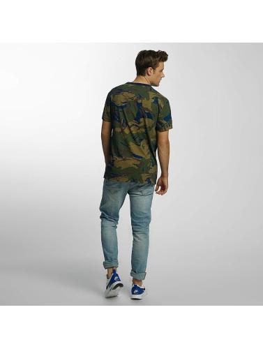 G-Star Herren T-Shirt Dc Classic Bound in camouflage