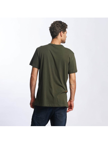 G-Star Herren T-Shirt Olok Compact Jersey in olive
