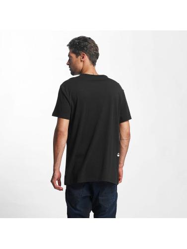 G-Star Herren T-Shirt Tolban Compact Jersey in schwarz